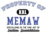 Property of Memaw