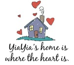 YiaYia's Home is Where the Heart Is