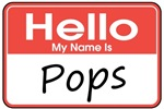 Hello, My name is Pops