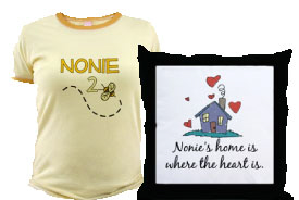 Nonie T-Shirts and Gifts