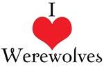 I Love (Heart) Werewolves