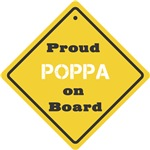 Proud Poppa on Board