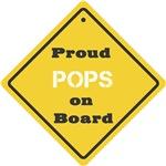 Proud Pops on Board