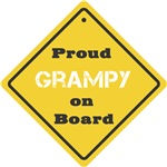 Proud Grampy on Board