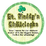 St. Paddy's Shillelaghs!