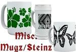Miscellaneous Mugz/Steinz