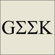 Greek Geek