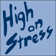 High on Stress - Blue