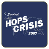I Survived Hops Crisis