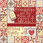 Friendships Are Like Quilts Quilters Products