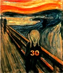 Edvard Munch, The Scream 30th Birthday Gifts!