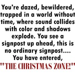 The Christmas Zone Funny Holiday Gifts!