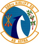 300th Airlift Squadron