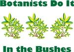 Botanists Do It