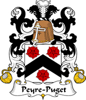 Last Names From Peyre to Puget