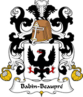 Last Names From Babin to Beaupré