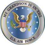 My Grandson is in the Air Force