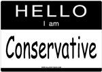 Hello I am Conservative
