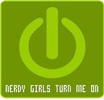 Nerdy Girls Turn me ON
