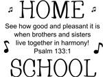 HOMESCHOOL HARMONY