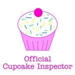 Official Cupcake Inspector