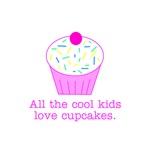 Cool kids-cupcakes