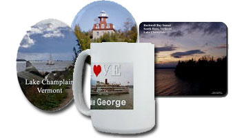 Coffee Mugs, Mouse Pads, all sorts of fun stuff!