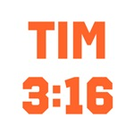 Tim 3:16 Drinkware