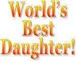 World's Best Daughter!
