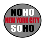 NoHo SoHo NYC Logo Shirts & Items