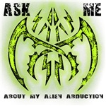 Alien Abduction Halloween Tee Shirts & Gifts
