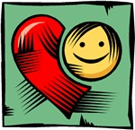 Heart Smiley T-shirts & Gifts