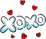 XOXO Hugs and Kisses T-shirts & Gifts