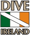 Dive Ireland Flag