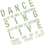 Dance Like No One is Watching T-shirts and Gifts