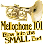 Mellophone 101 t-shirts gifts