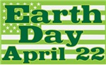 Earth Day April 22 t-shirts gifts