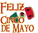 Cinco de Mayo Conga t-shirts gifts