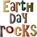 Earth Day Rocks Holiday T-shirts Gifts