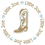 Little Joe Cowboy Bonanza Boot T-shirts Gifts