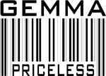 Gemma Priceless Barcode T-shirts Gifts
