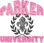 Parker Last Name University T-shirts Gifts