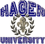 Hagen Family Name University T-shirts Gifts