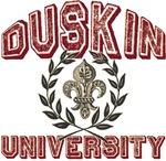 Duskin Family Name University T-shirts Gifts