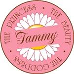 Tammy Princess Beauty Goddess T-shirts Gifts