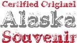 Genuine Alaska Souvenir T-shirts Gifts