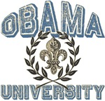 Obama Last Name University T-shirts Gifts