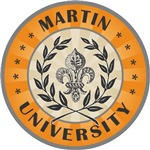 Martin Last Name University T-shirts Gifts