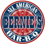 Bernie's All American Bar-b-q T-shirts Gifts
