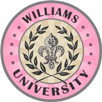Williams Last Name University Pink T-shirts Gifts